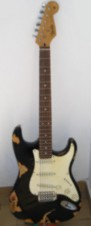 Stratocaster Custom Shop 1969 Heavy Relic
