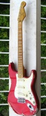 Stratocaster Custom Shop relic 1962