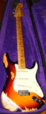 Stratocaster Custom Shop 1974 Relic